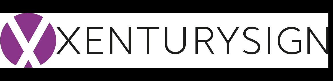 Xentury Sign